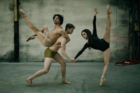 copyright Maurice Haas - Ballet