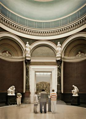 copyright Christian Grund - Alte Nationalgalerie Berlin