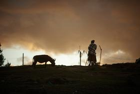 copyright Maurice Haas - Lesotho