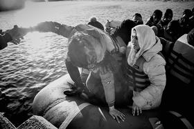 copyright Maurice Haas - Refugees
